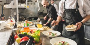 restaurant of the future ghost kitchen